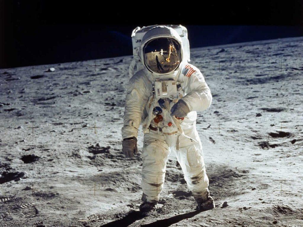 Neil Armstrong, NASA 1969