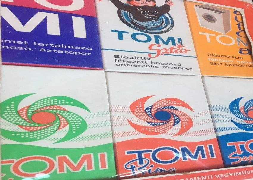 Tomi mosópor Wartburg slusszkulcs
